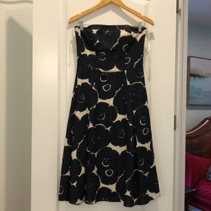 Vintage Limited strapless dress
